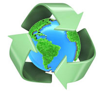 Green Reduce Reuse Recycle
