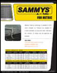 Sammys Metric Flyer